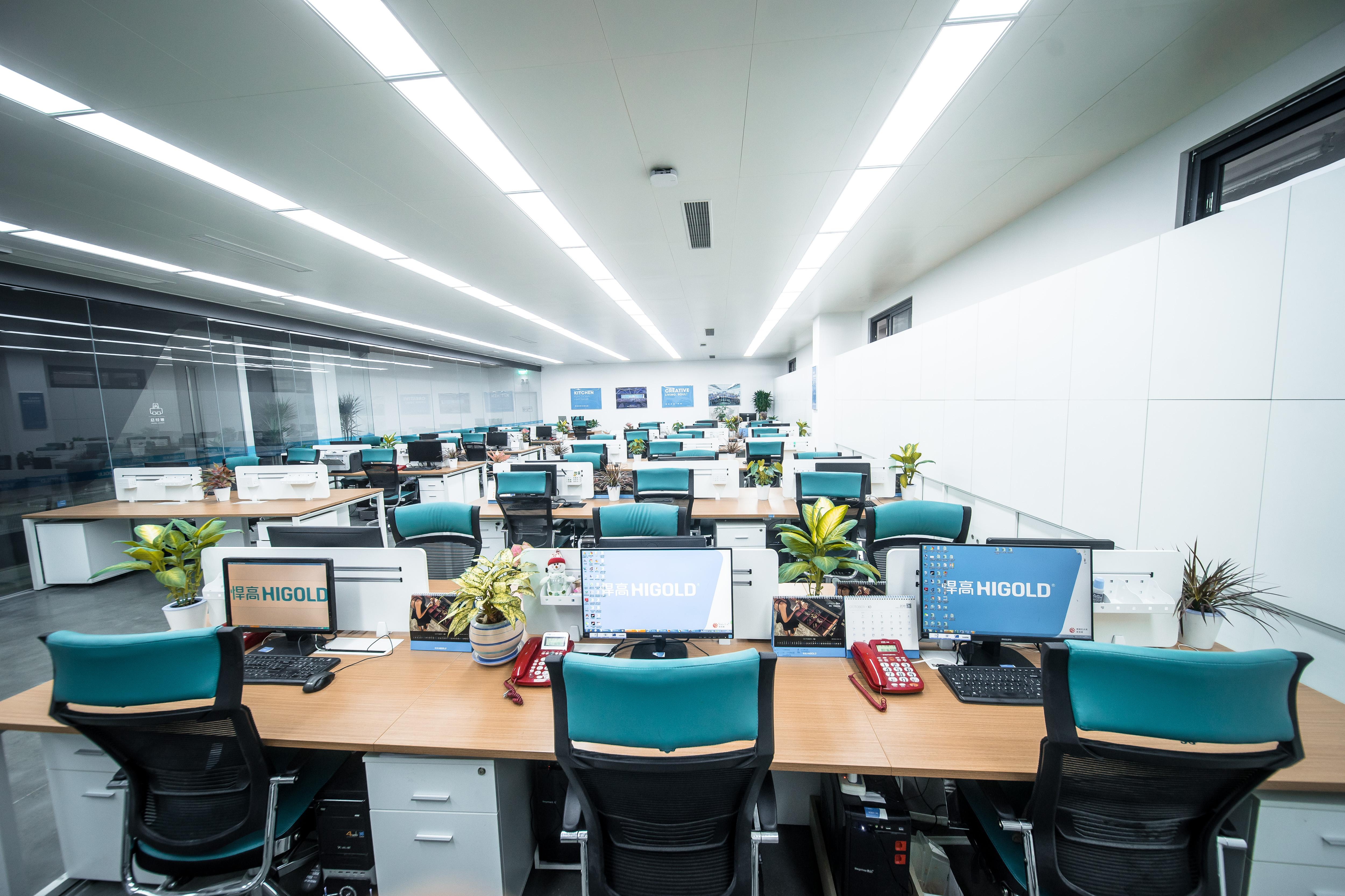悍高现代化办公环境